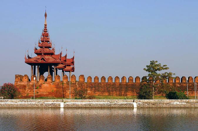 Buddhist monastery Kyo Aung Sanda