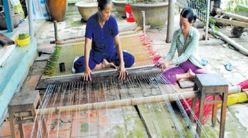 ​Top-ranked traditional handicraft villages in Mekong Delta