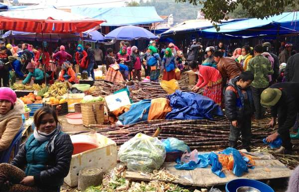 Bac Ha Market,Bac Ha Market in Lao Cai, Sapa tours