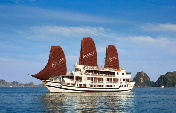 Rosa Cruise Halong, Free Hanoi Airport Transfer. Rosa Cruise reviews