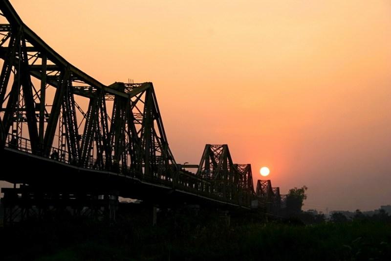 Long Bien Bridge – Cultural heritage on Ha Noi land