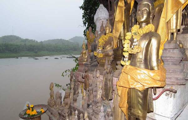 Mount Phousi,Mount Phousi in Luang Prabang, Tours in Laos