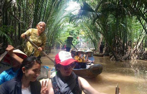 Phung Islet,Phung Islet in Ben Tre, Mekong tours, Mekong river