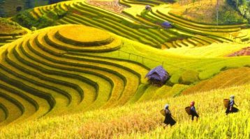 Beautiful photography locations in Sapa