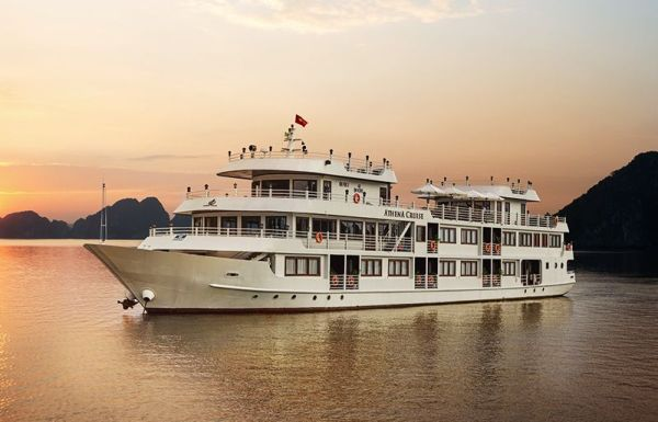Aphrodite Cruise Halong, Free Hanoi Airport Transfer. Aphrodite Cruise reviews