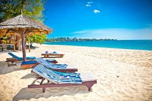 Cambodia Exotic Island Excursion