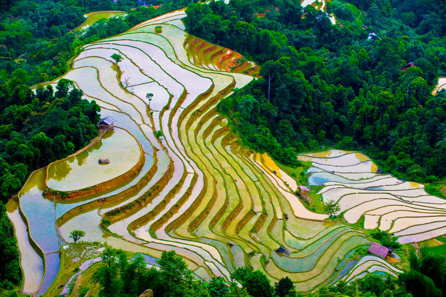 How To Get To Hoang Su Phi - Asia Tour Advisor