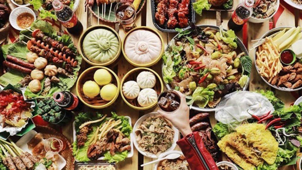 The difference in cuisine between 3 regions of Vietnam 4