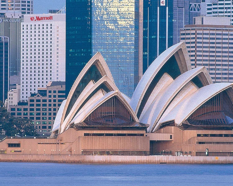Bridge Sydney Opera Sydney Harbor House