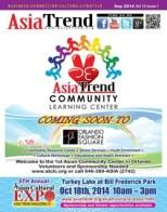 Asia Trend Sep 2014