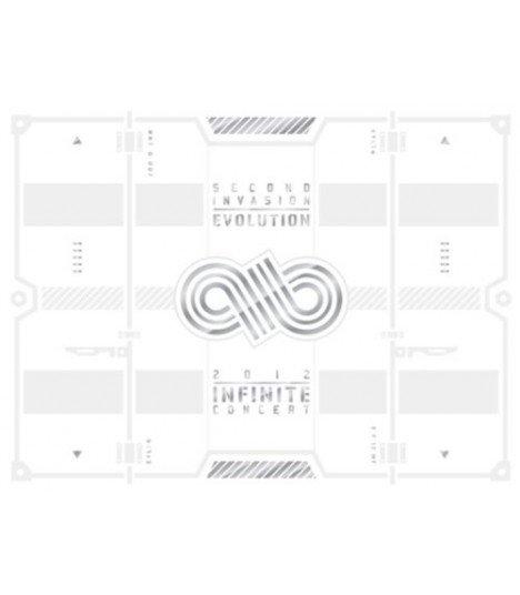 Infinite (인피니트) 2012 Infinite Concert: Second Invasion
