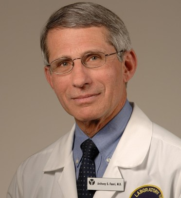 Dr. Fauci Merch Abounds on Ecommerce Sites