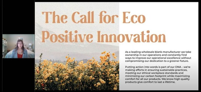 The call for eco positive innovation