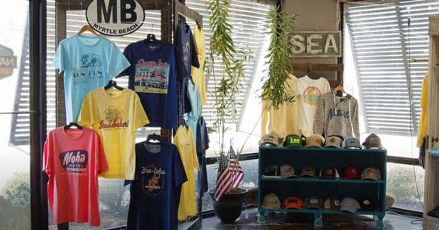Merchandise showroom