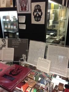 "Raymond Pettibon, ""Black Flag - My War"" SST Records"