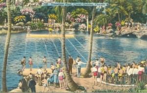 Coral Gables,FL-Venetian Pool-Linen