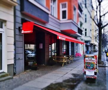 Transit Berlin Friedrichshain