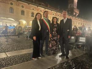 Rossana Roda' - Andrea Ceffa e moglie - Gianvico Camisasca