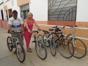 Hire Bicycles in Asilah