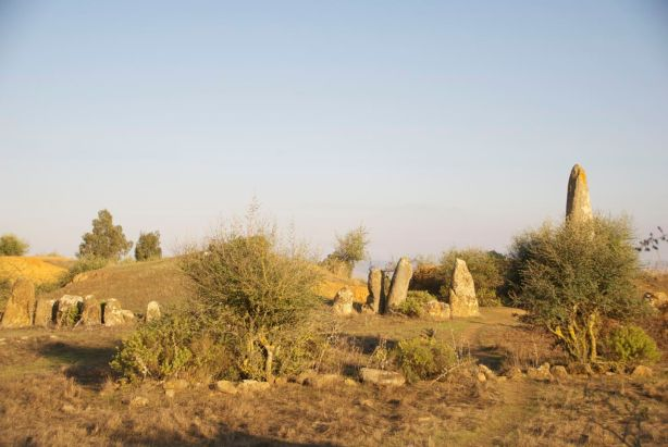 Mzoura Stone Cirlce Near Asilah