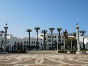 Tetouan Place Hassan II