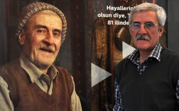 حرفي سوري يصبح وجهاً إعلانياً لشركة تركية