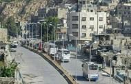 الدفعة الأولى من مهجري برزة تتوجه إلى الشمال السوري