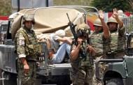 الجيش اللبناني يقتل سوريين اثنين ويوقف 3 آخرين في عرسال