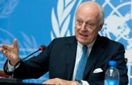 دي ميستورا: أيلول المقبل بداية تحولات نوعية للحل في سوريا