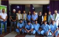 افتتاح مستشفى بريف إدلب يوفر الخدمات الطبية بالمجان