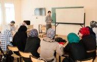 انتهاء فعاليات دورة التأهيل التربوي في عينتاب وتوزيع المعلمين على مراكز درع الفرات