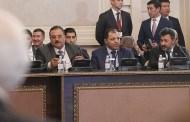 """وفد """"الثورة"""" العسكري يوضح مخرجات """"أستانة 6"""""""