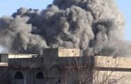 ستة شهداء بقصف بصاروخ بالستي على مدرسة بإدلب