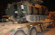 الجيش التركي يواصل إرسال تعزيزات إلى إدلب
