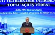 أردوغان: ماضون في تأسيس مفاعل نووي شاء من شاء وأبى من أبى