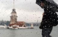 الأرصاد الجوية التركية تحذر من 20 ساعة متواصلة من الأمطار في إسطنبول