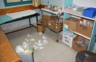تعليق العمل بأكبر مجمع طبي في غزة بسبب تراكم النفايات