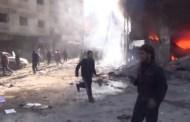 23 شهيداً مدنياً بهجمات انتقامية على غوطة دمشق