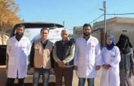 تأسيس نقابة للممرضين والفنيين في ريف حلب