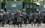 احتجاجات ومحاولة اقتحام قسم شرطة في العاصمة المصرية
