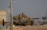 الجيش التركي يبدأ عملياته في عفرين شمال سوريا