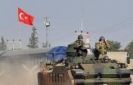 الجيش التركي يجري تدريبات على تخوم إدلب السورية