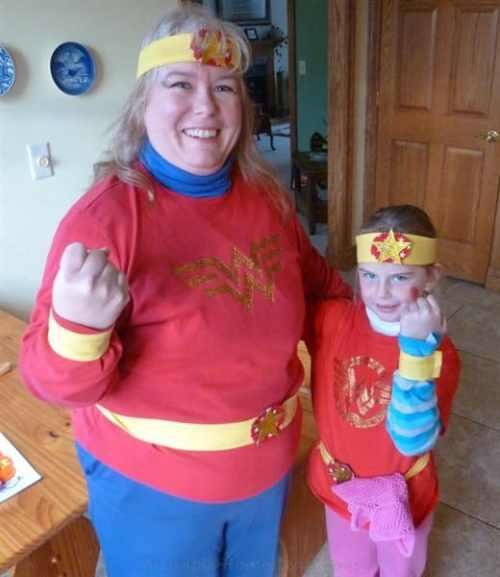 Wonder women - ASimpleHomestead.com
