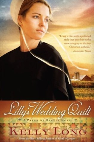 Tantalizing and yet Tasteful: A Review of Lilly's Wedding Quilt