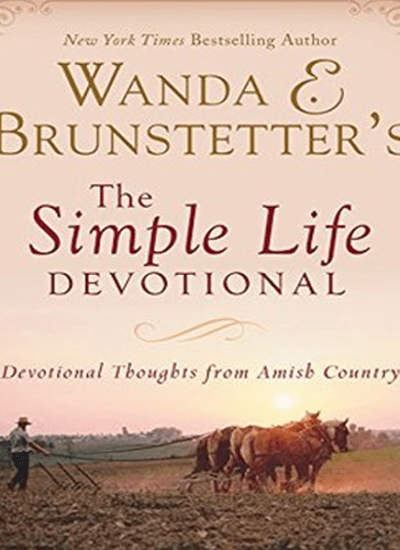 The Simple Life Devotional: Devotional Thoughts from Amish Country|Book Review