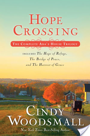 Review: Hope Crossing by Cindy Woodsmall