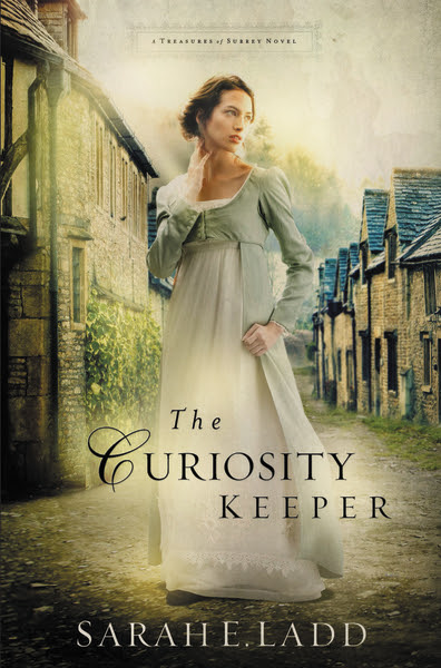 The Curiosity Keeper by Sarah Ladd Book Review