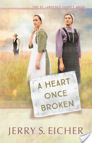 A Heart Once Broken by Jerry Eicher|Book Review