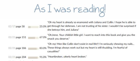 Reading_A Daring Sacrifice