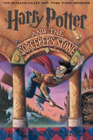 Harry Potter and the Sorcerer's Stone|Book Review